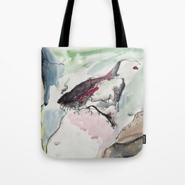 Spirit of a warrior Tote Bag