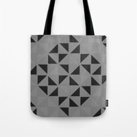 gray Tote Bags featuring Gray by Lonica Photography & Poly Designs