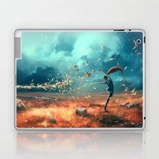 SAGITTARIUS form the Dancing Zodiac Laptop & iPad Skin
