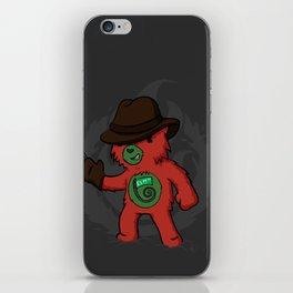 Freddy Kruebear iPhone Skin