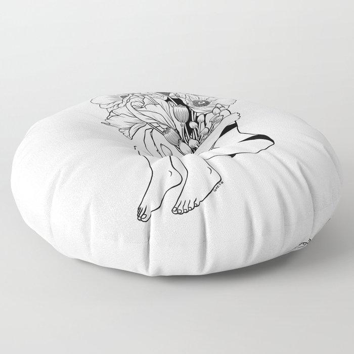 Love myself floor pillow by hennkim society6 love myself floor pillow solutioingenieria Images