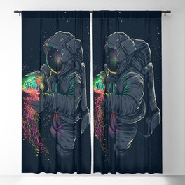 Jellyspace Blackout Curtain