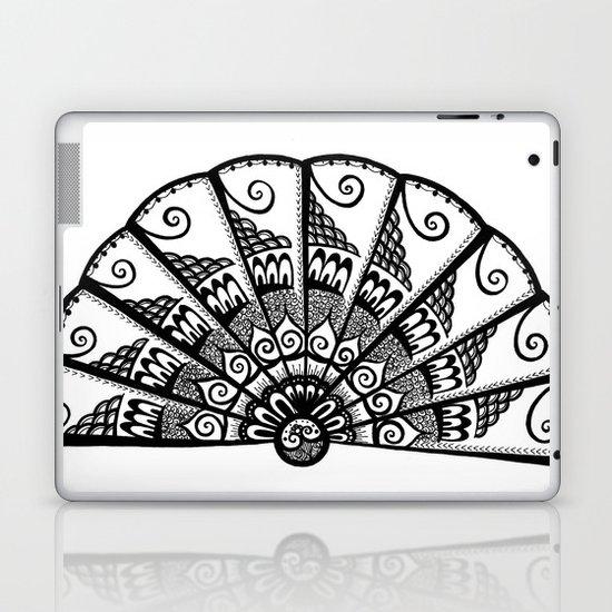 A Fine Fan Laptop & iPad Skin