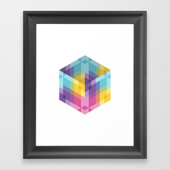 Fig. 024 Framed Art Print