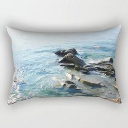 Shoreline Rectangular Pillow