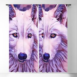 The Arctic Wolf Blackout Curtain