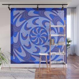 Modern Geometric Mandala Wall Mural