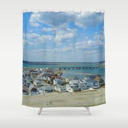 Seabrook, NH Shower Curtain