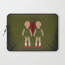 Twin Kids Laptop Sleeve