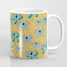 lotus opening Coffee Mug