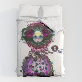 Beasts of Botanica - Black Mourning Bride's Extravagant Wedding Comforters