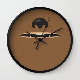 Fuzzball Wall Clock