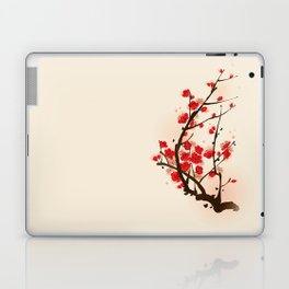 Oriental plum blossom in spring 012 Laptop & iPad Skin