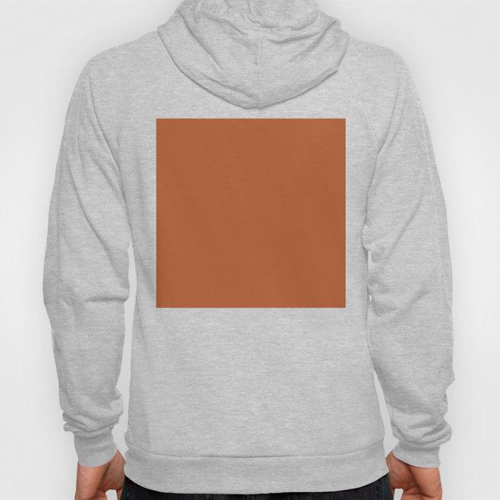 Copper #B2592D Hoody