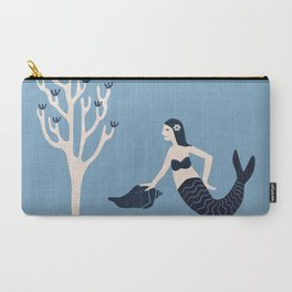 Mermaid story Carry-All Pouch