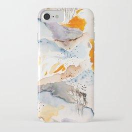 marmalade mountains iPhone Case