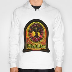 Rebelution Tree of Life Bright Side of Life Beautiful Sunrise/Sunset Landscape Hoody