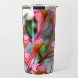 Flowering Gum 1. The Bud Cluster. Australia. Travel Mug
