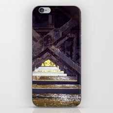 Rusty Bridge iPhone & iPod Skin