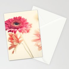 Sweet Side  (retro flower photography) Stationery Cards