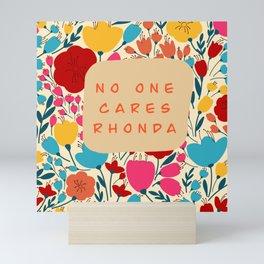 Rhonda Mini Art Print