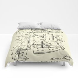 Sailing Rig 02-1967 Comforters