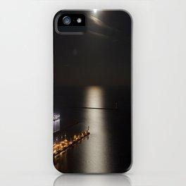 Navy Pier Moonlight iPhone Case