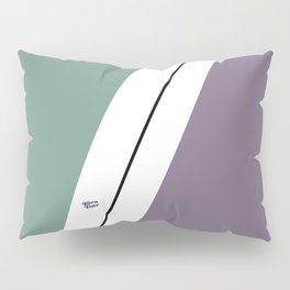 Divided #minimal #art #design #kirovair #buyart #decor #home Pillow Sham