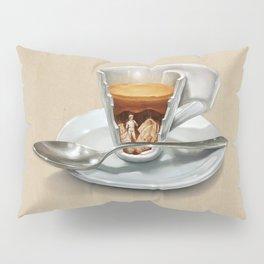 Italian coffee 2.0 Pillow Sham