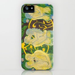Split Aparts iPhone Case