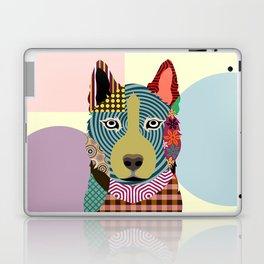 Siberian Husky Laptop & iPad Skin