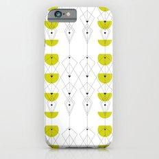 50ies Green Slim Case iPhone 6s