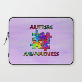 Autism Awareness Laptop Sleeve
