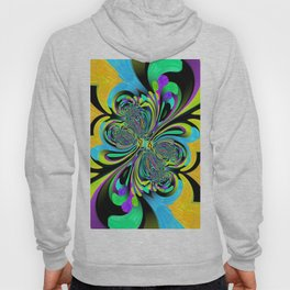 Psychedelic Brights 1 Hoody