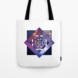 Twisted Universe Tote Bag