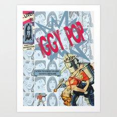 Post Pop Depression Art Print