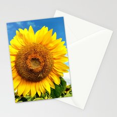 Happy Sunflower  Stationery Cards