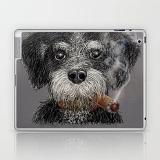 Fidel - The Havanese is the national dog of Cuba Laptop & iPad Skin