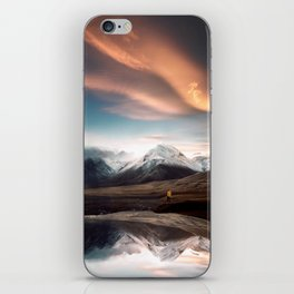Find you there iPhone Skin