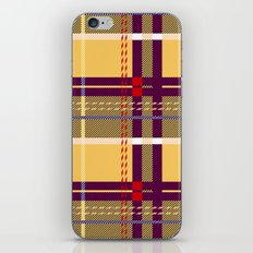 Whatever Plaid iPhone & iPod Skin