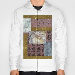 textures and doodles 1 Hoody