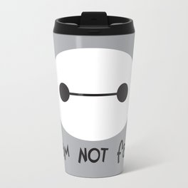 Big Hero 6, I am not fast Travel Mug