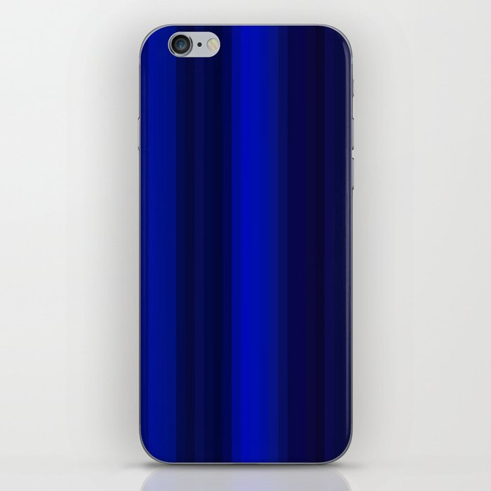 Re-Created Spectrum XXXIX by Robert S. Lee iPhone Skin
