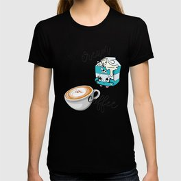 You're The Cream in My Coffee Matching Couple Shirts Valentines Day T-shirt