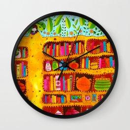 Alice in Wonderland #1 Wall Clock