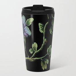 Vintage Vines Travel Mug