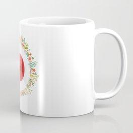give a floral fuck Coffee Mug
