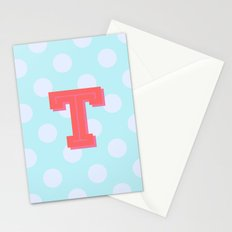 T is for Terrific Stationery Cards