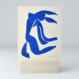 Blue Nude Dancing - Henri Matisse Mini Art Print