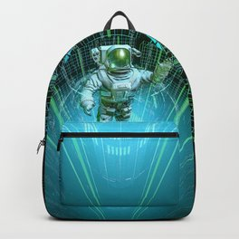 Diving The Data Core Backpack